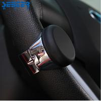 Auto power steering wheel folding booster supplementer redirectors copper ball