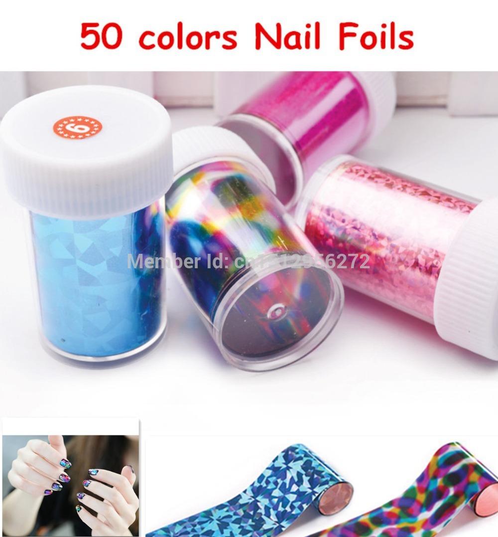 Fashion Nail Art Foil,6pcs/lot Hot Gold Silver Designs Nail Transfer Rolls Decals,DIY Beauty Manicure Nail art Decorations(China (Mainland))