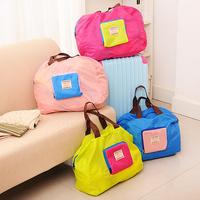 Portable Large travel bag portable folding travel bag without a pull rod travel bag journey bag