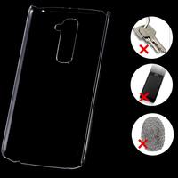 3pcs/lot! Transparent Hard Clear Case For LG G 2 Optimus D802 VS980 F320K  F340L,LS980 LS980S Slim Light  Phone Back Cover