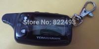 Free Shipping Tomahawk TW9010 LCD Remote for Tomahawk RU car alarm system