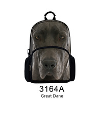 FOR U DESIGNS Original Backpack Production,Famous Designer Backpack Bag,Dogs Pattern Backpack