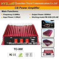 Good Quality HF Portable Radio Amplifler TC-300 free shipping