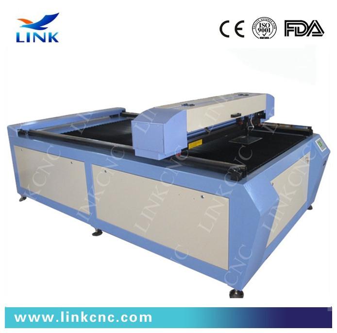 Best price Link CO2 LXJ1325-150W metal & non-metal mixed co2 laser engraving machine(China (Mainland))