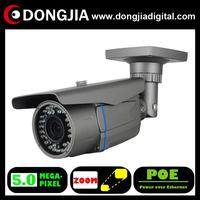 DA-IP8620TRFZ-POE Motorized 2.8-12mm 4.3X zoom lens p2p poe onvif IR infrared weatherproof waterproof 5 megapixel zoom ip camera