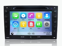 """7"""" CAR DVD For Renault Megane 2003-2008 with GPS Navigation Bluetooth TV IPOD Radio RDS CANBUS WIFI/3G USB port map gift"""