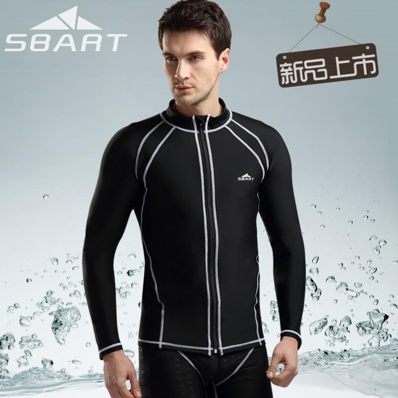 Snorkel Vest Co2 Suit Surfing Sunscreen Swimsuit Jellyfish Vests Snorkeling Clothes Spot