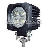 Wholesale 12W cree led working light spot beam lamp IP67 12V 24V Boat camping farming motocycle auto car 4x4 10w cree led.