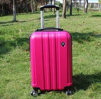 TRAVEL BAG Lu Lu Kady rod boxes universal wheel ABS suitcase air bag on board Guochao 2024 inch Draw bar box