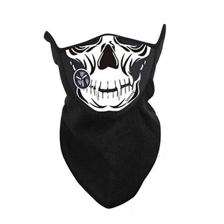 2015 Bike Motorcycle Ski Snowboard Neck Ghost Skull Face Windproof Mask Outdoor Sports Warm Ski Cap Bicyle Bike Balaclavas Scarf(China (Mainland))