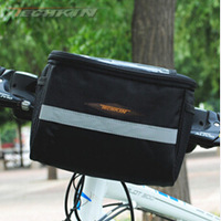 (car navigation package) 20334 TECHKIN bicycle mountain bike handlebar package ride a bicycle bag