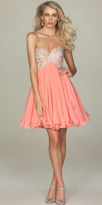 vestidos cortos de promoci n y vestidos de baile de