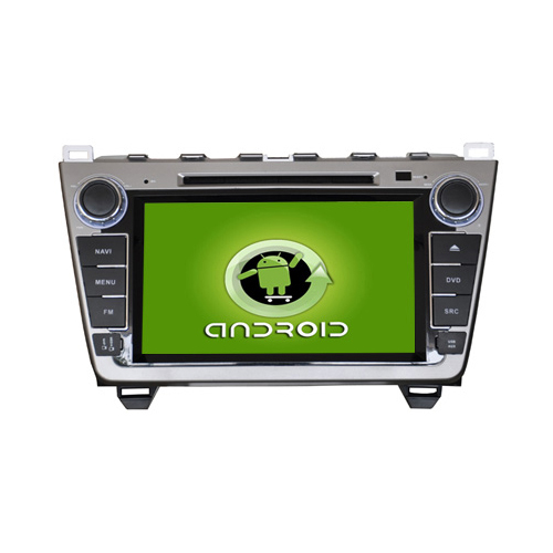 Android 4.4 Car DVD GPS Mazda 6 2008-2013 with Quad Core 1.2G CPU,16G NiAND,Radio,BT,Wifi,(Optional 3G,OBD,Car DVR ),Free Map(China (Mainland))