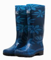 Amphiaster gaotong rainboots women's rain shoes slip-resistant waterproof tall boots fashion water shoes
