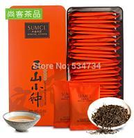 Top quality 150g Keemun black tea,3 years aged Qimen Black Tea, Sweet caramel taste, good for sleep, promotion, 30pcs/lot