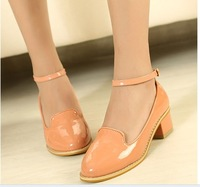 free shipping 2015 Casual shoes comfortable fashion shoes princess dress shoes  j170 high heeled pumps
