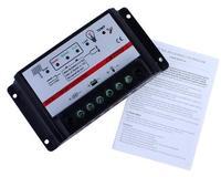 20A 12V/24V Auto Switch MPPT Solar Panel Battery Regulator Charge Controller