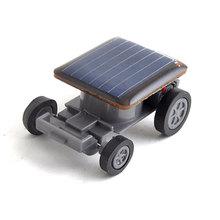 Mini Solar Power Energy Car Racer Moving Toy Children(China (Mainland))