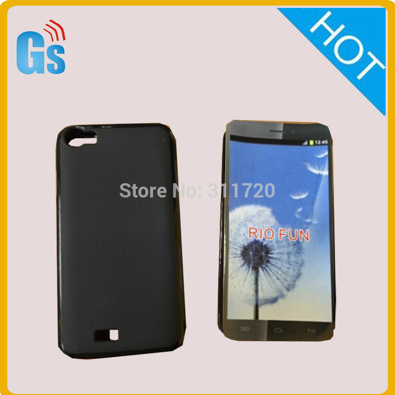 China Supplier Mobile Phone Bag TPU Back Cover Cellphone Case For Myphone Agua Rio Fun(China (Mainland))