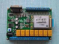 Free shipping GTM900 development board GPRS learning board  Relay control board