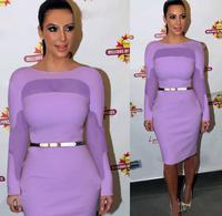 2015 New Plus Size Bodycon Dress Women Summer Fashion Sexy Off Shoulder Party Evening Elegant Bandage Women's Wear Vestidos 156