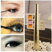 Beauty Eye Liner Soft Waterproof  Pen Lady's Not Blooming Long Lasting Eyeliner Liquid