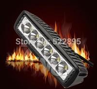 18W LED Offroad Work Light SPOT beam 12V 24V ATV SUV  Mine Boat Lamp Truck,Wholesale 18w IP67 cree LED LAMP.