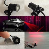 car rainproof anti fog anti collision laser warning light laser anti rear fog lamp auto laser light suitable for all models