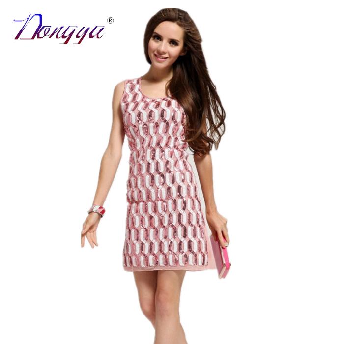 Коктейльное платье Dongya Vestidos Cortos , 2015 88192 платье на студенческий бал dream lisa 2 2015 vestidos graduacion cortos x103