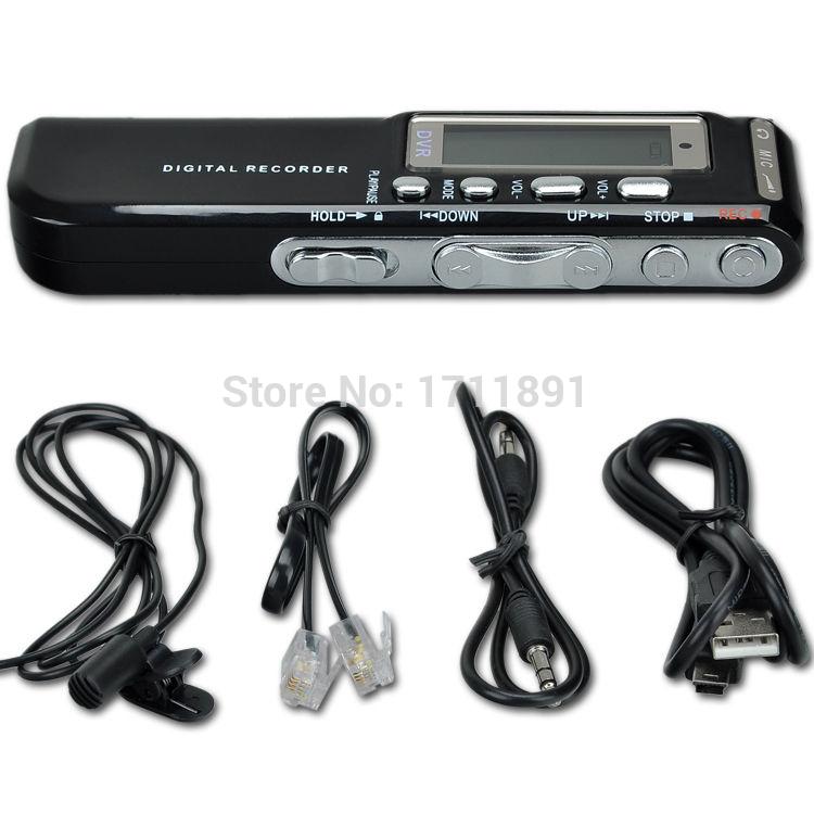 Цифровой диктофон OEM 1Set 8GB USB VOR 650Hr MP3 NFN041 8gb hq 650hr карты памяти usb аккумуляторная цифровой диктофон ручка серебро