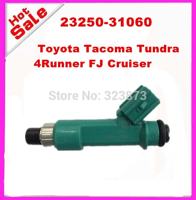 2320939075 23209-39075 23250-31060 2325031060 Original Fuel injector/Nozzle for Toyota Tacoma Tundra 4Runner FJ Cruiser(China (Mainland))