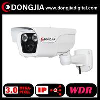 DONGJIA DA-IP9186TRV 2 Array Leds 40m IR View waterproof outdoor WDR 3mp 3 megapixel onvif ip camera