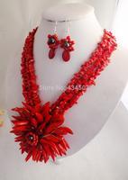 F0079!! Hotsale!! fashion New Fashion elegant Coral