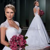 Custom Made Vestido De Noiva Vestidos De Noiva Vestido De Noiva 2015 Vestido De Casamento Vestido De Festa Longo Robe De Mariage
