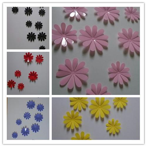 Стикеры для стен New Branded 12pcs 3D gm135 10295