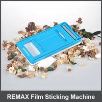 1Pcs REMAX Cellphone Automatic Film Sticking Machine Smartphone Screen Sticking Machine for Iphone/HTC/LG /Nokia/Samsung