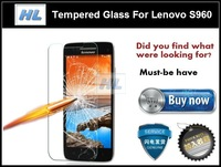 Hot Premium Explosion Proof Tempered Glass Screen Protector For Lenovo S960 Guard Protective Film Mobile Phone S960 Membrane