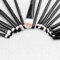 20 Pcs Make up Makeup Brushes Set Powder Foundation Eyeshadow Eyeliner Lip Cosmetic Brushes Maquiagem Drop Shipping wholesale
