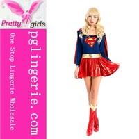 Instyles Deluxe Superhero Costume Superwoman Sexy Costume