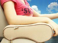 Memory Foam Car Center Seat Armrest Cushion Pillow Support Pad Interior Trim New