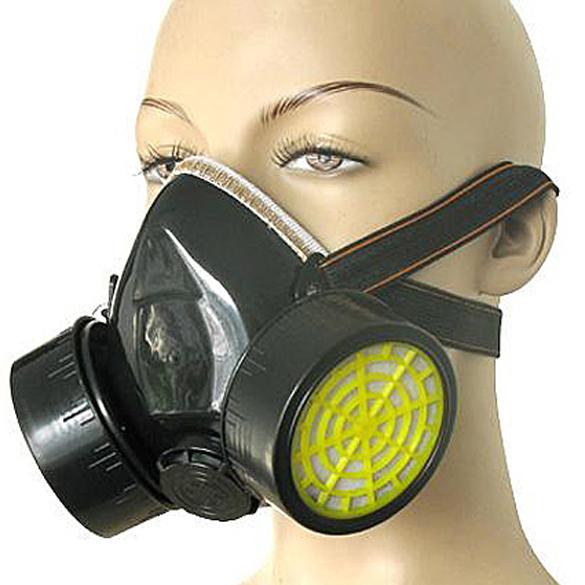 Бесплатная доставка новый анти пыли краска респиратор маска газохимического # клин