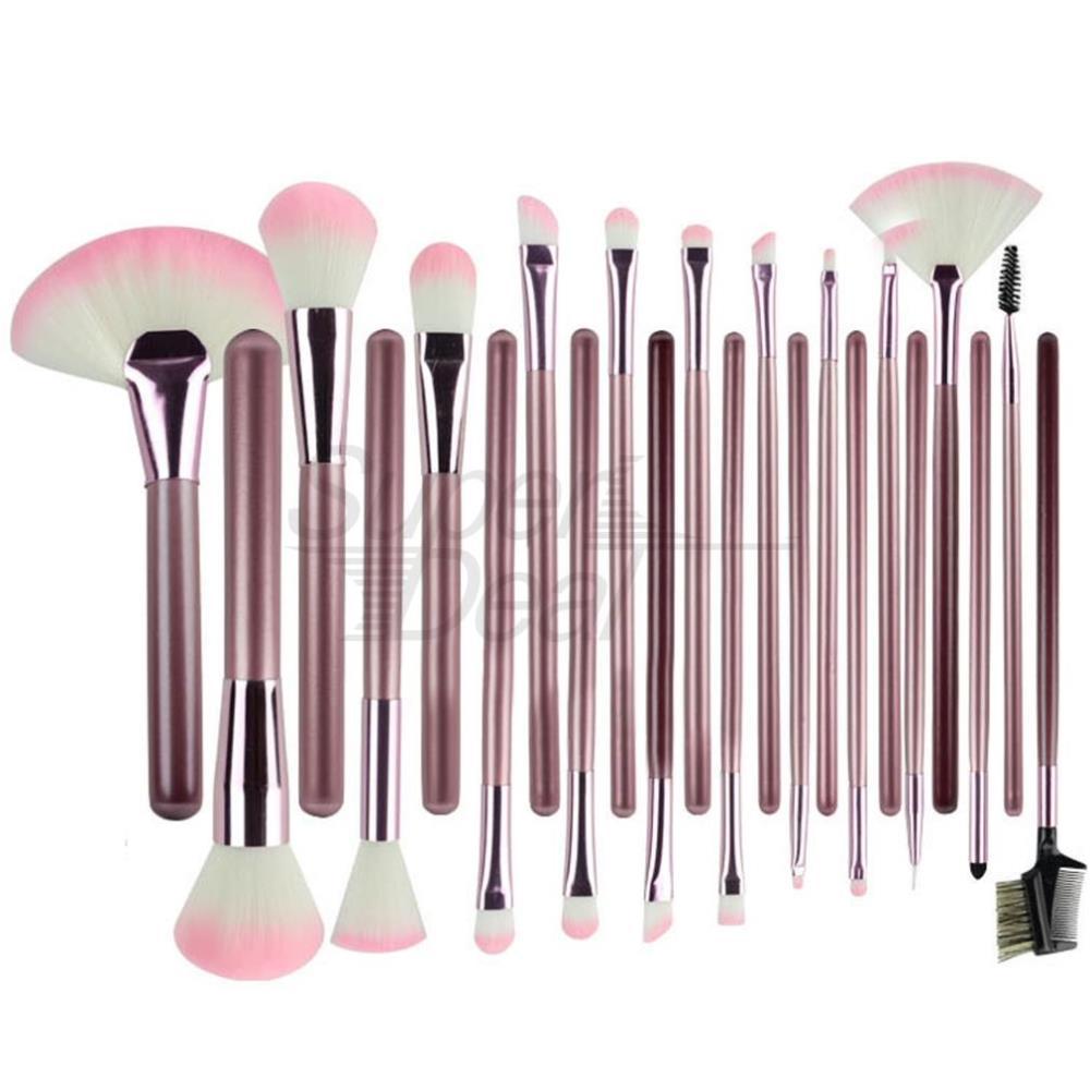 Кисти для макияжа Cosmetic Makeup Brush Set 22Pcs & SE00400 professional eyeshadow brush makeup brush set pinceau fond de teint 12 pcs high quality makeup tools kit violet pincel sombra