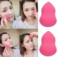 Rose Makeup Applicator Foundation Blender Buffer Sponge Puff Flawless Smooth