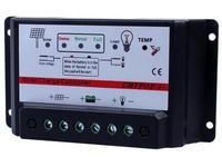 10A 12V/24V Auto Switch MPPT Solar Panel Battery Regulator Charge Controller