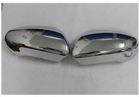 ABS Chrome Rearview Side Door Mirrors Cover Trim for Toyota Corolla 2014