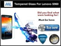 Newest Tempered Glass Screen Protector For Lenovo S960 highscreen Protective Glass Membrane Wholesale S960 Pelicula De Vidro