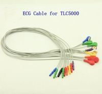 ECG Cable ECG lead of CONTEC TLC5000 12-Channel ECG Holter Monitoring Recorder System