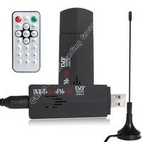 New Mini Digital USB 2.0 TV Stick DVB-T + DAB + FM + SDR RTL2832U + R820T Support SDR Tuner Receiver