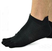 1 Pair Lot New Men s Socks Cotton Meias Sports Five Finger Socks Toe Socks For
