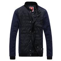 Men's jacket The new leisure men's coat Fashion coat jacket Free shipping